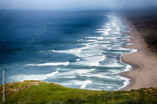 Foto op Plexiglas Kust Point Reyes Seashore