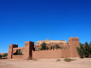 モロッコ カスバ
