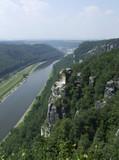 Naklejka River Elbe