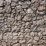 Real stone wall texture