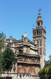 the Cathedra in Sevilla,Spain