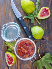 jam from figs