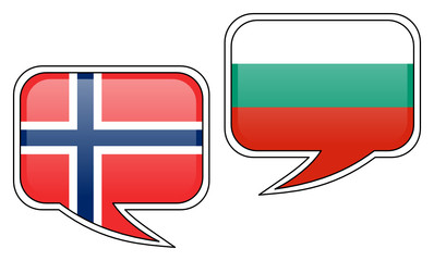 Norwegian-Bulgarian Conversation