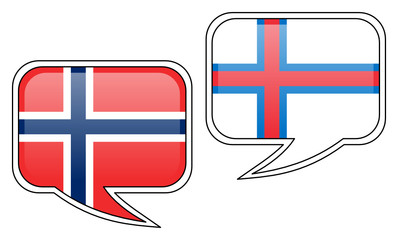 Norwegian-Faroese Conversation