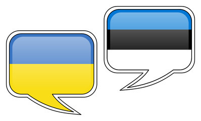 Ukrainian-Estonian Conversation