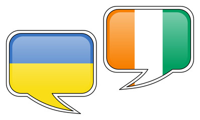 Conversation: Ukraine and Ivory Coast