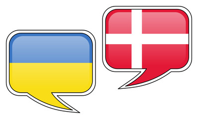 Ukrainian-Danish Conversation
