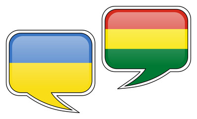 Ukrainian-Bolivian Conversation