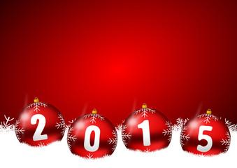 2015 new years illustration