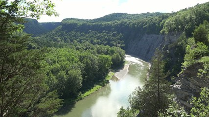 River Gorge, Streams, Creeks, Canyons, Nature