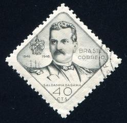 Admiral Luiz Felipe Saldanha da Gama