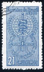 malaria Eradication Emblem