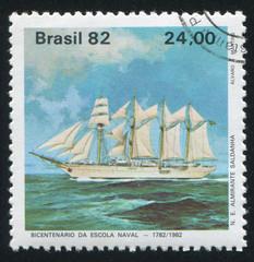 Brazil ship