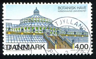 Botanical Gardens Copenhagen