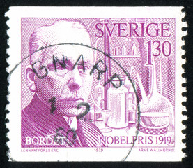 Jules Bordet bacteriologist