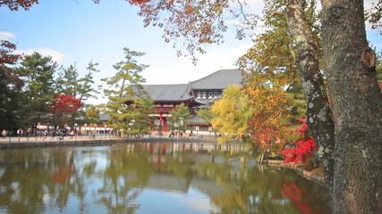 To-ji Temple in Nara Japan