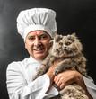 lo chef ed il gatto