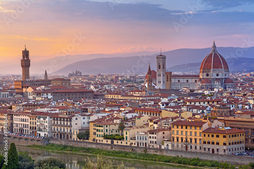 Zdjęcia na płótnie, fototapety na wymiar, obrazy na ścianę : Florence.