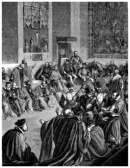 Political Assembly - 16th century