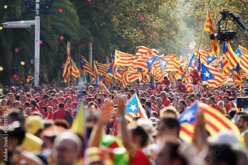 National Day of Catalonia - 70439723