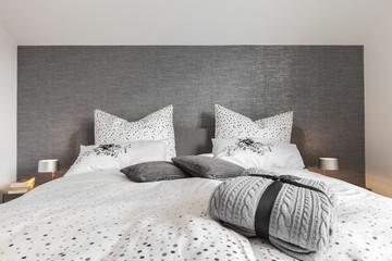 Ehebett Doppelbett © Matthias Buehner