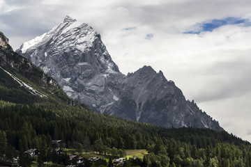 Mount Antelao - Dolomites