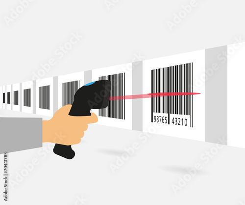 Barcode scanning - 70441785
