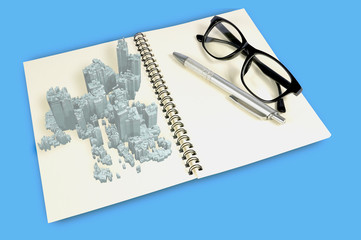 White Book and City