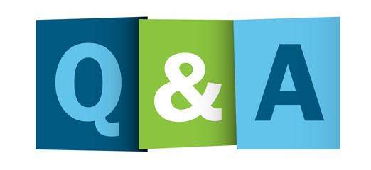"""Q&A"" icon (questions and answers help assistance faqs)"