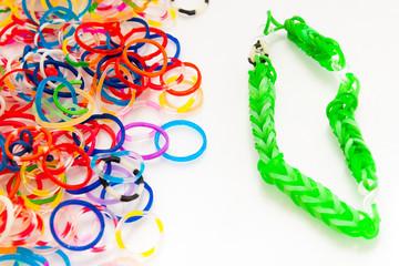 Elastici colorati