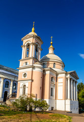 Great Martyr Barbara Church in Moscow, Russia