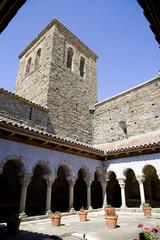 Sant Pere de Casserres monastery, Spain