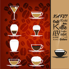 Cups of Coffee - Restaurant
