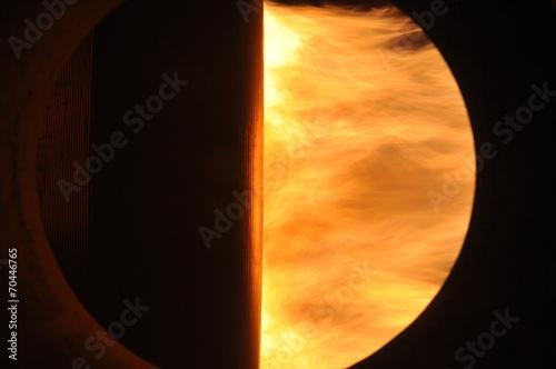 Flamme Ölbrenner - 70446765