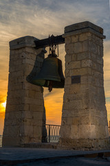 The bell in the Chersonese. Sevastopol