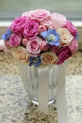beauty, bridal, bride, bouqet, flowers, wedding