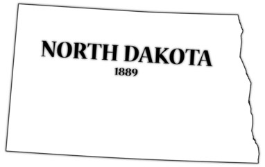 North Dakota State and Date