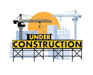 under construction color