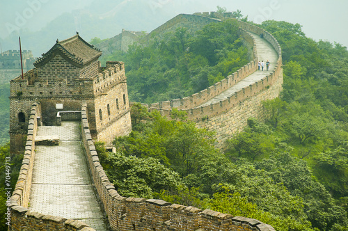 Staande foto Chinese Muur Great Wall