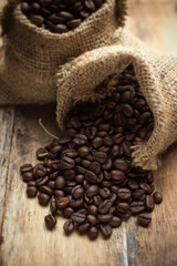 .coffee beans