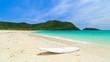 Leinwanddruck Bild - Summertime at the beach