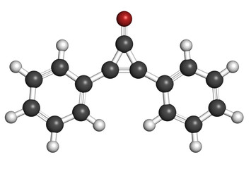 Diphencyprone (diphenylcyclopropenone) alopecia treatment drug