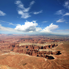 Canyonlands National Park - Grand view point