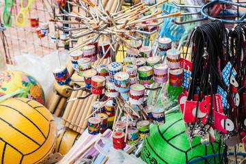 Tourist shopping in Chatuchak