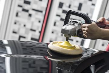 car polishing series