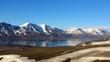 canvas print picture - Spitzbergen im Nordmeer