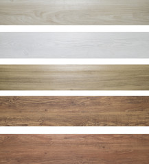 Laminate tile collection