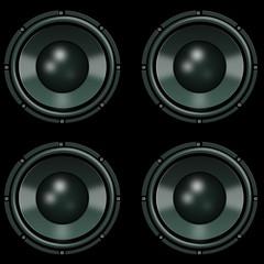 Speakers wallpaper for music industry