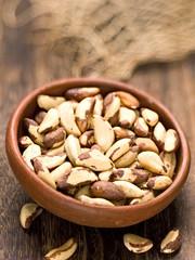 rustic brazil nut