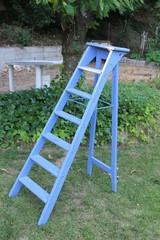 Echelle bleue